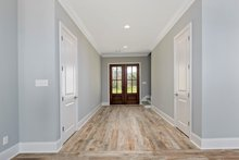 Farmhouse Interior - Entry Plan #63-430