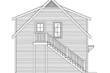 House Plan Design - Country Exterior - Other Elevation Plan #22-602