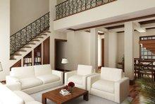 Home Plan Design - Southern Interior - Family Room Plan #45-571