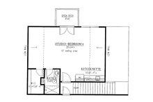 Optional Garage Apartment