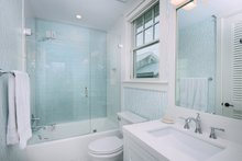 Cottage Interior - Bathroom Plan #938-107