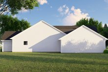 House Plan Design - Farmhouse Exterior - Other Elevation Plan #1064-115