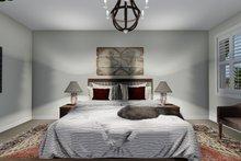 House Plan Design - Traditional Interior - Master Bedroom Plan #1060-67