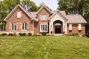 Traditional Style House Plan - 4 Beds 2.5 Baths 2824 Sq/Ft Plan #46-401 Exterior - Other Elevation
