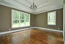 Country Interior - Master Bedroom Plan #927-604