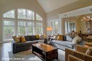 Craftsman Style House Plan - 4 Beds 4 Baths 3200 Sq/Ft Plan #929-898