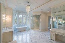 Classical Interior - Master Bathroom Plan #119-363