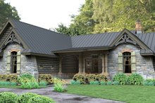 Craftsman Photo Plan #120-180