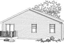 Ranch Photo Plan #70-1017