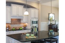 House Plan Design - European Interior - Kitchen Plan #929-958