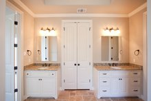 Dream House Plan - Craftsman Interior - Master Bathroom Plan #120-172
