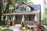 Craftsman Style House Plan - 4 Beds 3 Baths 2268 Sq/Ft Plan #461-48