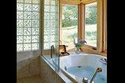 Prairie Style House Plan - 3 Beds 2.5 Baths 2979 Sq/Ft Plan #454-7 Interior - Bathroom