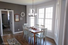 Architectural House Design - Country Interior - Dining Room Plan #929-527