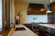 Mediterranean Style House Plan - 4 Beds 4.5 Baths 4185 Sq/Ft Plan #935-4 Interior - Kitchen