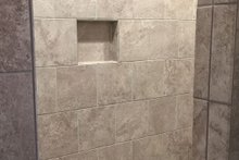 Craftsman Interior - Master Bathroom Plan #437-91