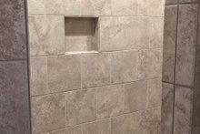 Architectural House Design - Craftsman Interior - Master Bathroom Plan #437-91