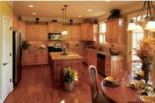 Country Interior - Kitchen Plan #927-9