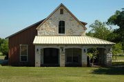 Country Style House Plan - 3 Beds 2.5 Baths 2016 Sq/Ft Plan #472-10 Exterior - Front Elevation