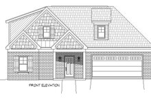 House Plan Design - Country Exterior - Front Elevation Plan #932-259