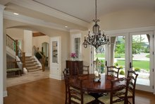 Country Interior - Dining Room Plan #928-265