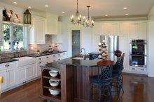 Ranch Interior - Kitchen Plan #70-1499
