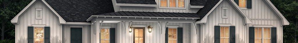 One Story Farmhouse House Plans, Floor Plans & Designs