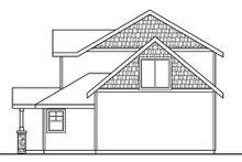 Dream House Plan - Craftsman Exterior - Other Elevation Plan #124-718