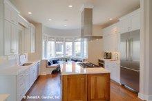 Craftsman Interior - Kitchen Plan #929-898