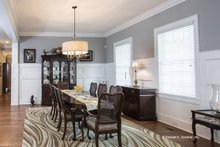 Traditional Interior - Dining Room Plan #929-811