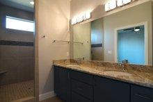 Prairie Interior - Master Bathroom Plan #124-1065