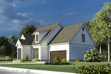 Home Plan - Traditional Exterior - Other Elevation Plan #923-191
