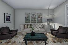 Architectural House Design - Craftsman Interior - Family Room Plan #1060-55