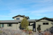 Craftsman Style House Plan - 3 Beds 2.5 Baths 3266 Sq/Ft Plan #895-33 Exterior - Other Elevation