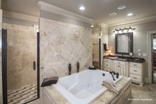 Country Interior - Master Bathroom Plan #929-556