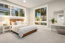 House Plan Design - Contemporary Interior - Bedroom Plan #1066-62