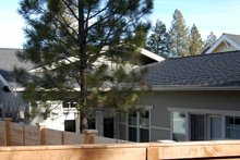 House Plan Design - Craftsman Exterior - Rear Elevation Plan #895-21