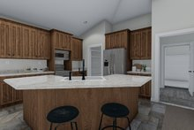 House Plan Design - Traditional Interior - Kitchen Plan #1060-45