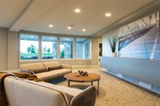 Modern Style House Plan - 5 Beds 4 Baths 5716 Sq/Ft Plan #920-18 Interior - Other