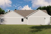 Ranch Style House Plan - 3 Beds 2 Baths 1757 Sq/Ft Plan #1064-88