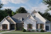Ranch Style House Plan - 2 Beds 2.5 Baths 2409 Sq/Ft Plan #923-94