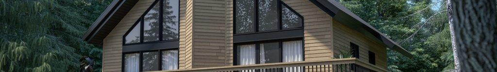 Canadian Cabin Plans - Houseplans.com