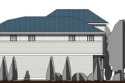 Contemporary Style House Plan - 3 Beds 2.5 Baths 2310 Sq/Ft Plan #524-7 Exterior - Other Elevation