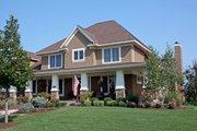 Craftsman Style House Plan - 4 Beds 3.5 Baths 3635 Sq/Ft Plan #51-455