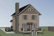 Craftsman Style House Plan - 3 Beds 2.5 Baths 1542 Sq/Ft Plan #79-315