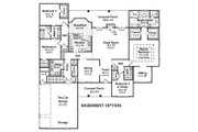 Traditional Style House Plan - 4 Beds 3 Baths 2805 Sq/Ft Plan #21-101 Floor Plan - Other Floor Plan
