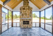 Home Plan - Screened Porch