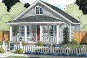 Craftsman Style House Plan - 3 Beds 2 Baths 1277 Sq/Ft Plan #513-2094