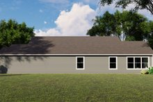 Dream House Plan - Cottage Exterior - Other Elevation Plan #1064-104
