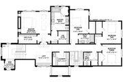 Traditional Style House Plan - 4 Beds 4.5 Baths 4553 Sq/Ft Plan #928-331 Floor Plan - Upper Floor Plan